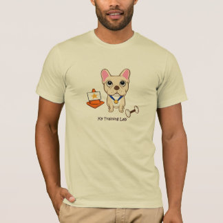 The Frenchie Rally/Obedience Light Tee