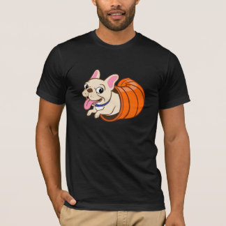The Frenchie Tunnel Dark Tee