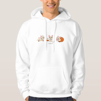 The Frenchies: Hooded Sweatshirt