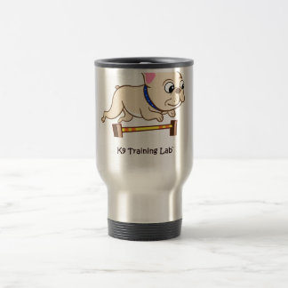 The Frenchies (Jump) Travel Mug