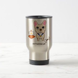The Frenchies: Rally & Obedience Travel Mug