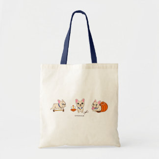 The Frenchies Tote Bags
