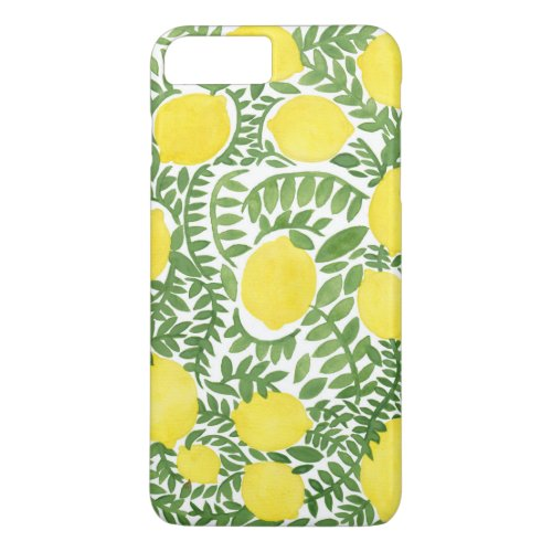 The Fresh Lemon Tree Phone Case