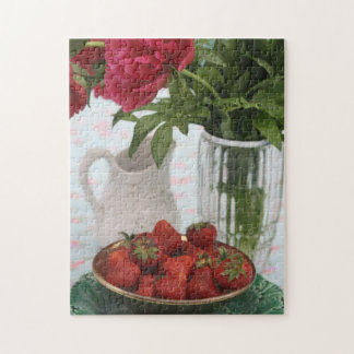The Fresh Strawberries Puzzle
