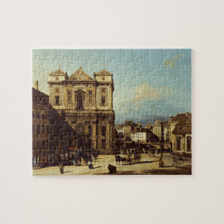 The Freyung in Vienna, view from the Northwest, c. Jigsaw Puzzle