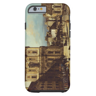 The Freyung in Vienna, view from the Northwest, c. Tough iPhone 6 Case