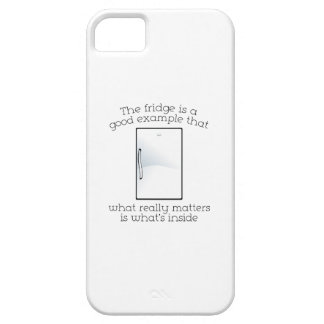 The Fridge Is A Good Example iPhone SE/5/5s Case