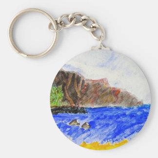 The Friendly Isle Keychains