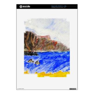 The Friendly Isle iPad 2 Skin