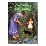 The Friendly Pet Dog Cards