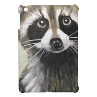 The Friendly Raccoon Cover For The iPad Mini