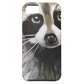 The Friendly Raccoon iPhone SE/5/5s Case