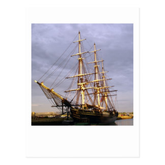 The Friendship of Salem Postcard