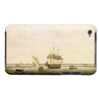 The Frigate 'Surprise' at Anchor off Great Yarmout iPod Touch Case