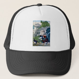 The Frightened Brood Trucker Hat