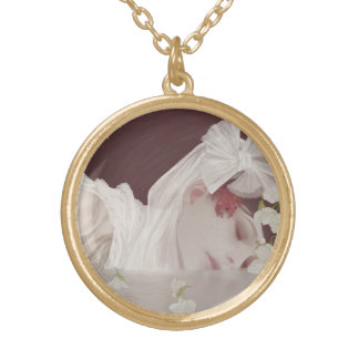 'The Frog and the Princess' Necklace