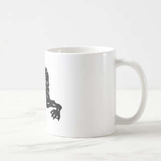 The frog frog the goods cutting picture FROG which Coffee Mug