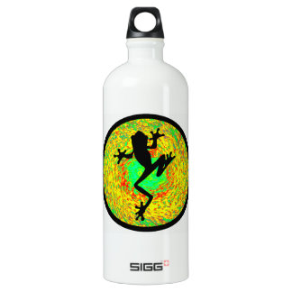 the FROG hopper Water Bottle