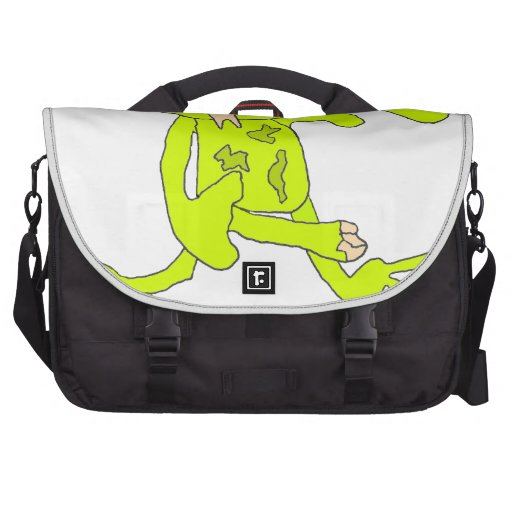 The FROG It IS the WEK 1.PNG Laptop Computer Bag