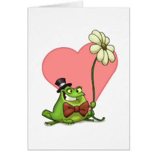 The Frog of Love (Card)