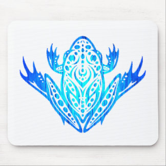 the FROG patterns Mouse Pad