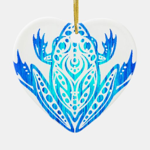 the FROG patterns Ornament