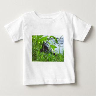 The Frog Prince Baby T-Shirt