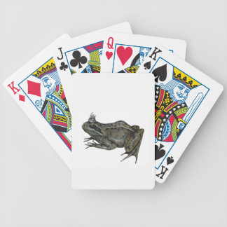 The Frog Prince Bicycle Playing Cards