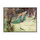 The Frog Prince by Warwick Goble Postcard