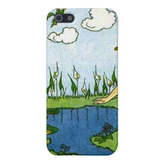 The Frog Prince iPhone 4 Case
