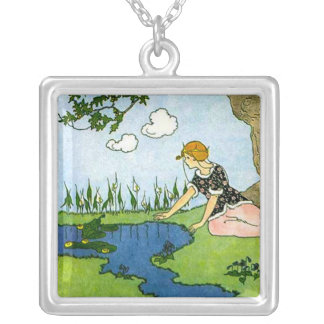 The Frog Prince Necklace