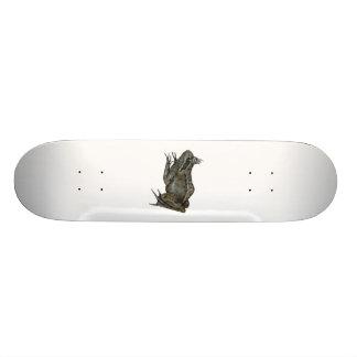 The Frog Prince. Skateboard