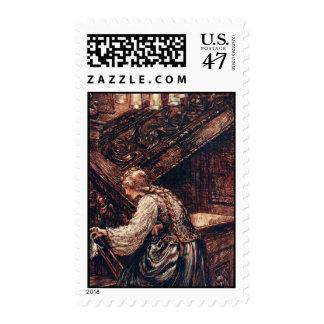 The Frog Prince Stamp
