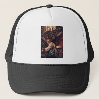 The Frog Prince Trucker Hat