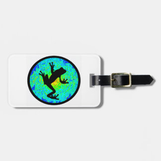 the FROG sound Luggage Tag