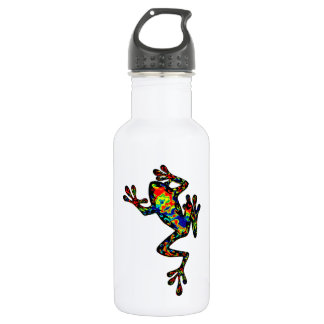 the FROG state Water Bottle