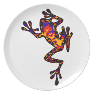 THE FROG TAKE PLATE
