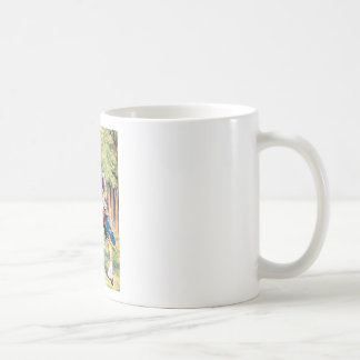 The Frog The Fish & the Queen of Hearts Invitation Coffee Mug