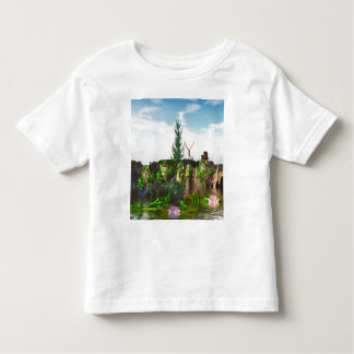 """The Frogs """"Live at the Lake"""" Toddler T-shirt"""