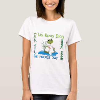 The Frogs Say Ribbit! T-Shirt