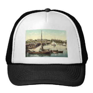 The front pier from pier end, Clacton-on-Sea, Engl Trucker Hat