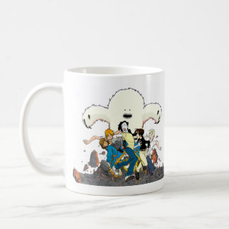 The Front: Rebirth Mug