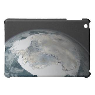 The frozen continent of Antarctica iPad Mini Case