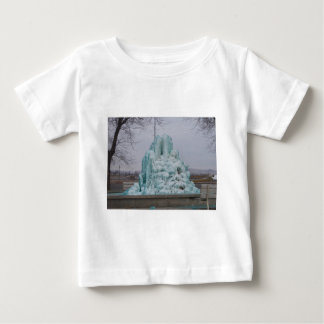 The Frozen Fountain Baby T-Shirt