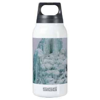 The Frozen Fountain Insulated Water Bottle