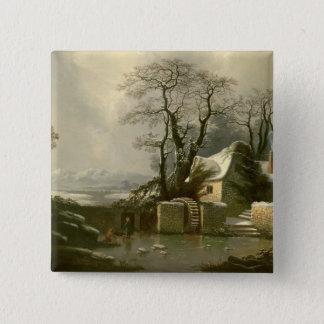 The Frozen Mill Race Button