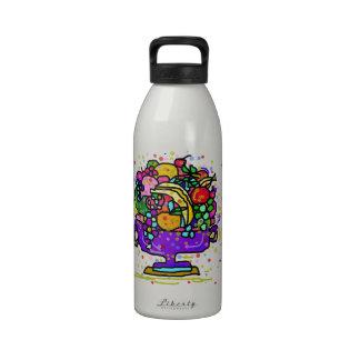 The Fruit Bowl Reusable Water Bottle