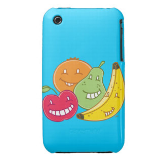 The Fruit Bunch™ Case-Mate iPhone 3 Case