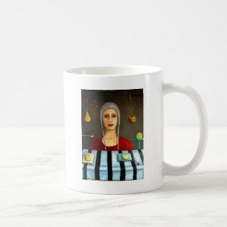 The fruit collector coffee mug