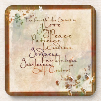 The Fruit of the Spirit Coasters